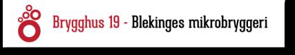 Brygghus 19 Logo