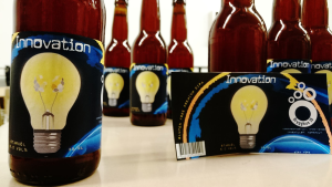 Innovation - glutenfri Dubbel-IPA.